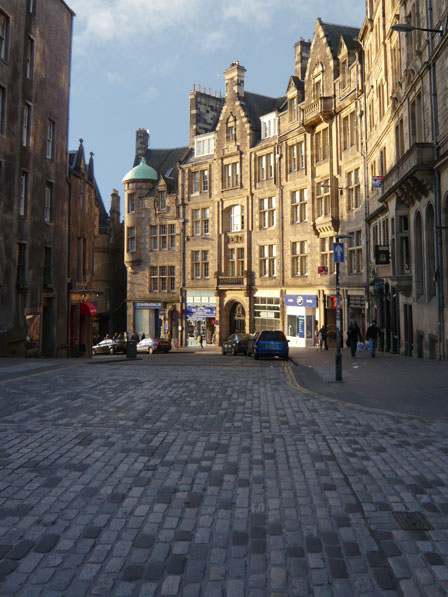 Holiday accommodation Edinburgh