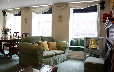 The Living Room Edinburgh Closed Down